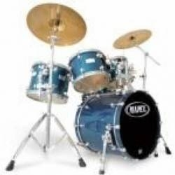 Mapex Saturn 4 Piece Fusion Drum Set