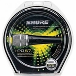 Shure PG57 Instrument Microphone
