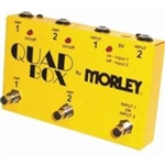 Morley Quad Box Guitar and Amplifier Switcher