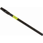 Waltons Little Black D Tin Whistle