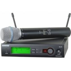 Shure SLX24/BETA87C Wireless Microphone System