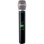 Shure SLX2/SM86 Wireless Handheld Transmitter Microphone
