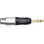 Planet Waves XLR 1/4 Inch Adapter