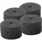 Gibraltar Large Cymbal Felt 4 Pack