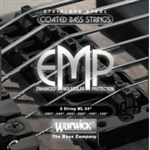Warwick ML6 EMP Coated 6 String Bass Strings Medium Light
