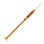 Long Practice Chanter, Satinwood