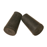 Rubber Stoppers Set of 2, #000 for BGMP
