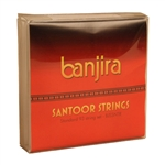 Banjira Indian Santoor String Set