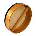"Bodhran, 14""x3.5"", Fix, Mulberry, Single"