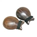 "Castanets, 2 5/8"", Rosewood, Pair"