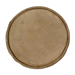 Dholak Goatskin Unloaded Head, 8.5""