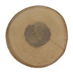 Dholak Goatskin loaded Head, 7""