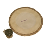 Dholak Goatskin loaded Head, 8""