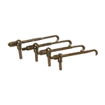 Tuning Bolts, for Dhol & Naal, 4 pc.