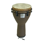 "Remo Djembe, Key, 12"" x 24"",  Earth"