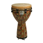 "Remo Djembe, Key, 14"" x 25"", Multi-Mask"