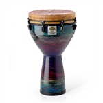 "Remo Djembe, Key, 14"", Multicor"