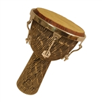Djembe, 12x22, Bolt Tuned Synthetic Head