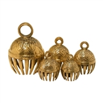 Elephant Bells, Set of 5