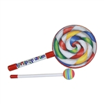 "Remo Lollipop Drum 6"" with Mallet"