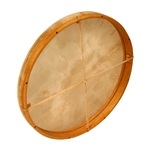 "Frame Drum, 22"", Interior Tuning"