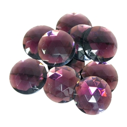 Gem Stones, Synthetic Amethyst 10pcs