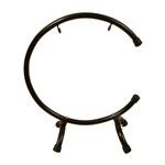 "Gong Stand, Metal (12"" holding size)"