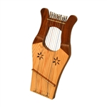 Mini Kinnor Harp, Light