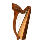 Minstrel Harp TM, 29 Strings, Vine