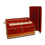 Harmonium, Yoga, C2-F4, Red