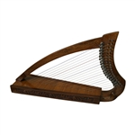 Pixie Harp TM, 19 Strings, Non-standing