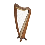 EMS Hailey Harp TM, 22 Strings