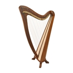 EMS Ashley Harp TM, 31 Strings