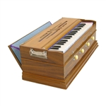 Harmonium, Single Reed, 4 Stopper