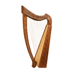Heather Harp TM, 22 Strings, Eala Design
