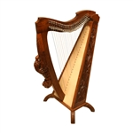 Woodlands Harp TM, 26 Strings