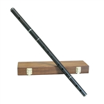 Irish Flute, Ebony, Case & Bag