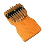 Kalimba, Flat, Natural, 8 keys