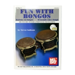 Mel Bay's Fun With Bongos Book & CD