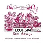 La Bella Lute String Set, 8 Courses