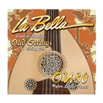 La Bella Oud 11-String Set, Turkish