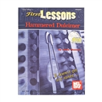 Mel Bay's First Lesson Hamd Dulc, Bk/CD