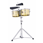 Timbalitos Brass W/Stand