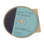 Learn to Play the Bagpipe, CD