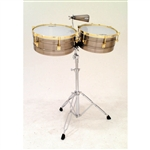 Lp14 15 Mata Timbal Nickw/Gold