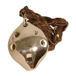 Ocarina, Necklace, Soprano, D5, Silver