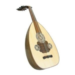 Oud, Egyptian Teak with Gig Bag