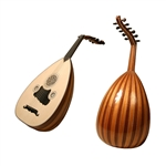Oud, Egyptian Deluxe with Gig Bag