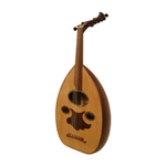 Oud, Egyptian, Padouk, Gig Bag