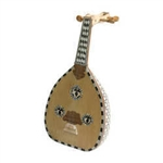 Oud, Egyptian, Padouk & Walnut, Gig Bag
